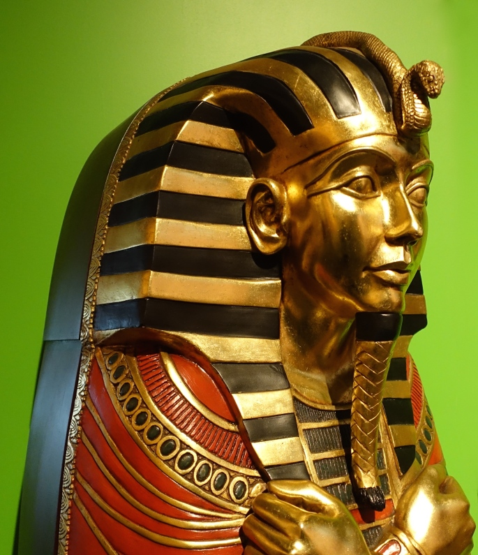 Grand Rapids Public Museum. King Tut