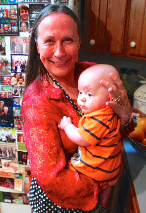 Grandma with Baby