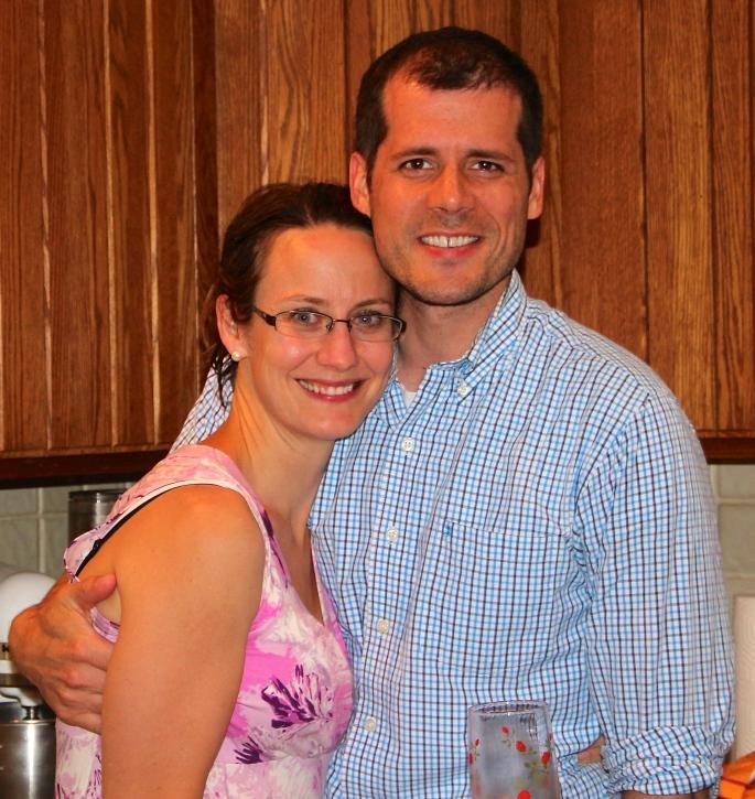 Jon and Linda