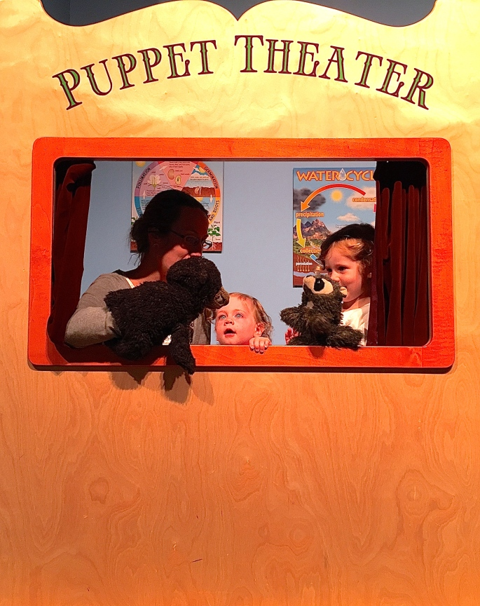 Puppet Theater at the Grand Rapids Public Museum 2
