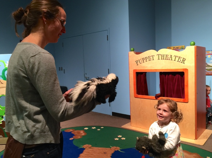 Puppet Theater at the Grand Rapids Public Museum