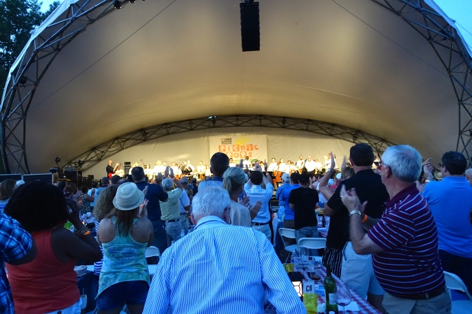 Standing ovations at the Grand Rapids Symphony Picnic Pops
