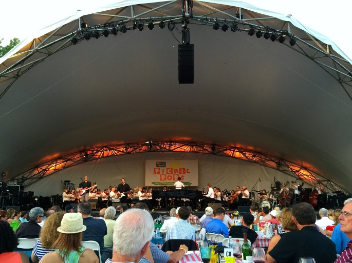 The Piano Men at the Grand Rapids Symphony Picnic Pops