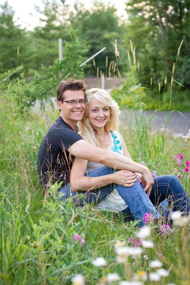 Aaron and Carleen