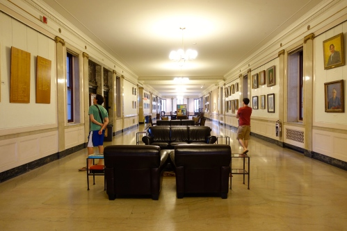 At Eastman School of Music