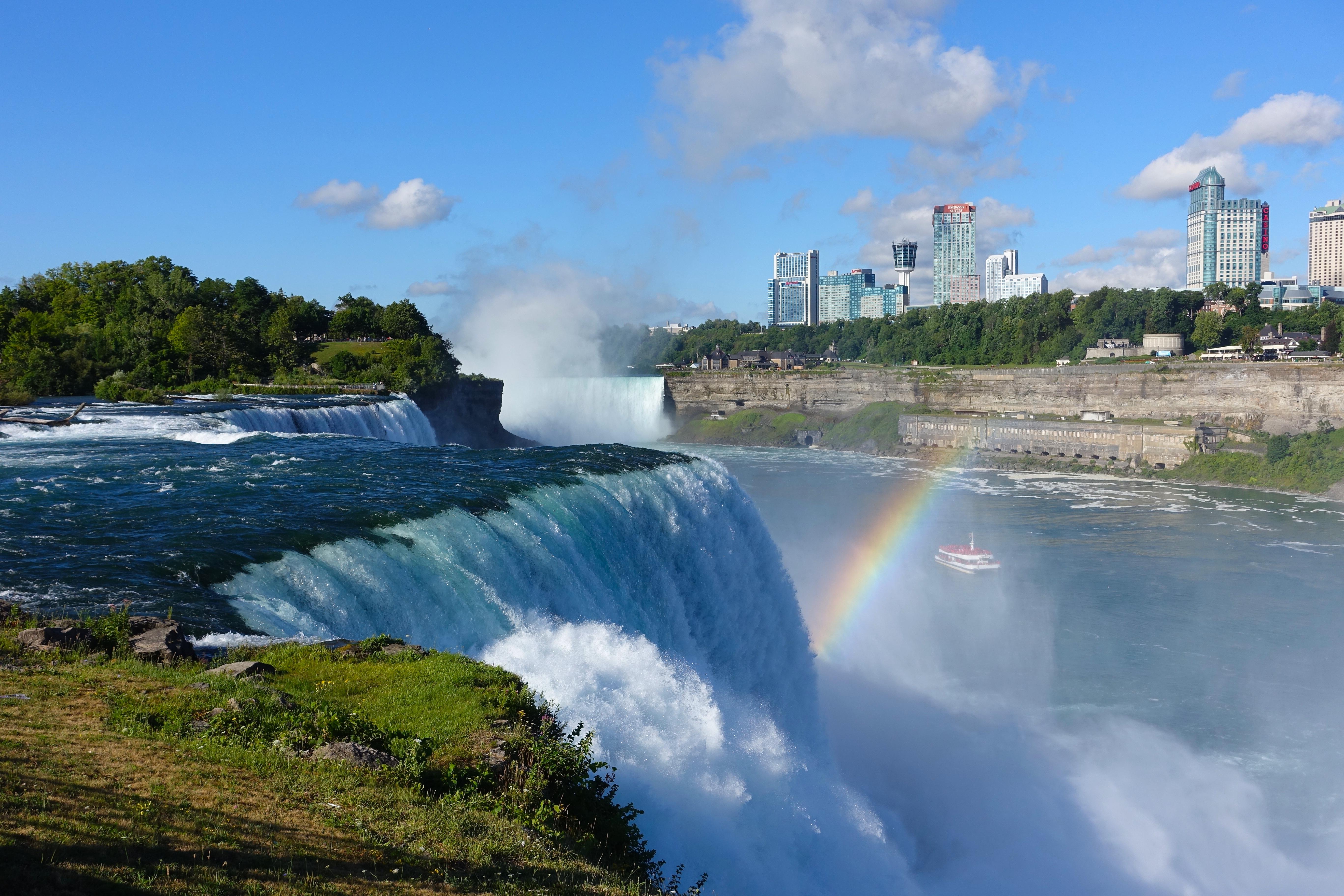 могут взять ниагарский водопад из под воды фото поразил неузнаваемый