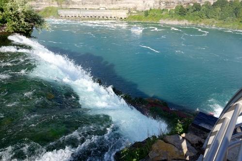 Bridal Veil Falls from Luna Island