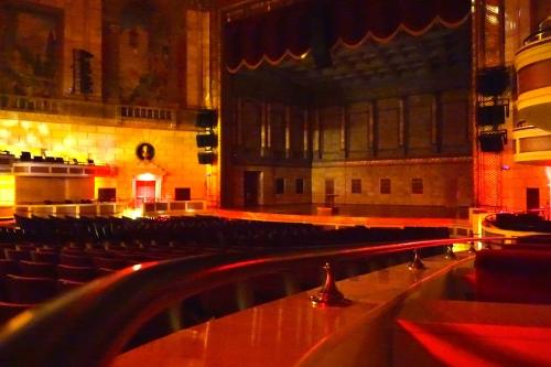 Eastman Theater. Kodak Hall