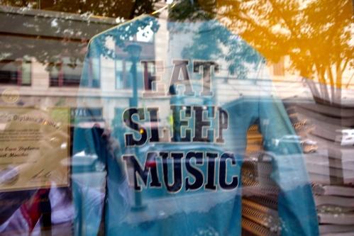 Eat Sleep Music