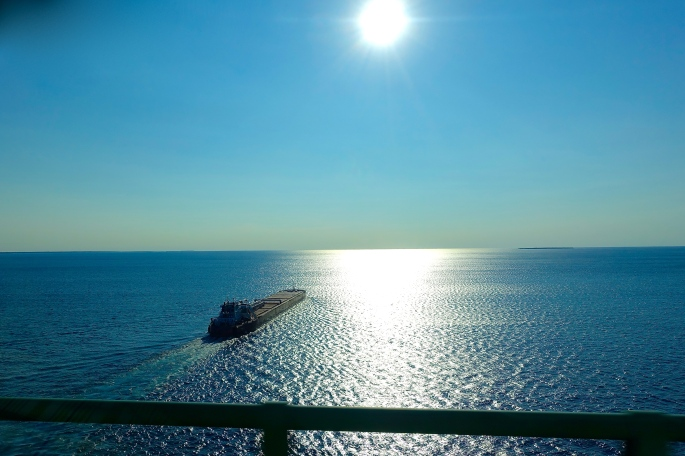 5 deaths and 5 births on the Mackinac Bridge – Summer Setting