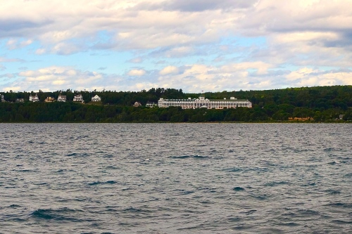 Grand Hotel from the water