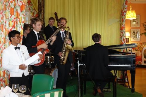 Jazz Musicians The Grand Hotel on Mackinac Island