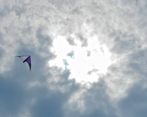Kite Flying to Angel Cloud copy
