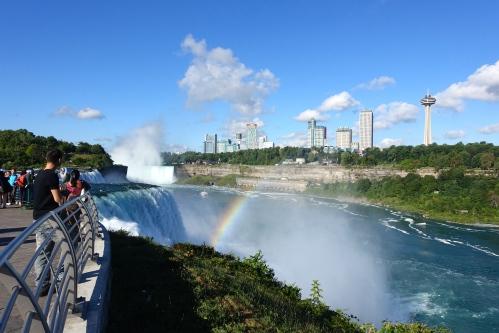 Niagara Falls. Skylon Tower