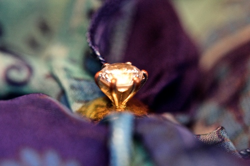 Old Diamond Ring