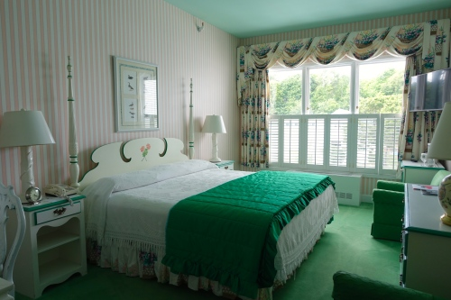 Room at the Grand Hotel