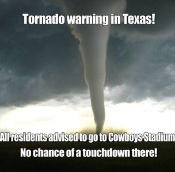 Texas Tornado Joke