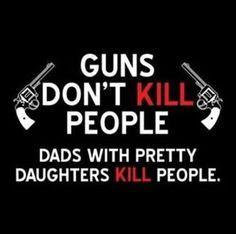 What kills people in Texas. Joke!