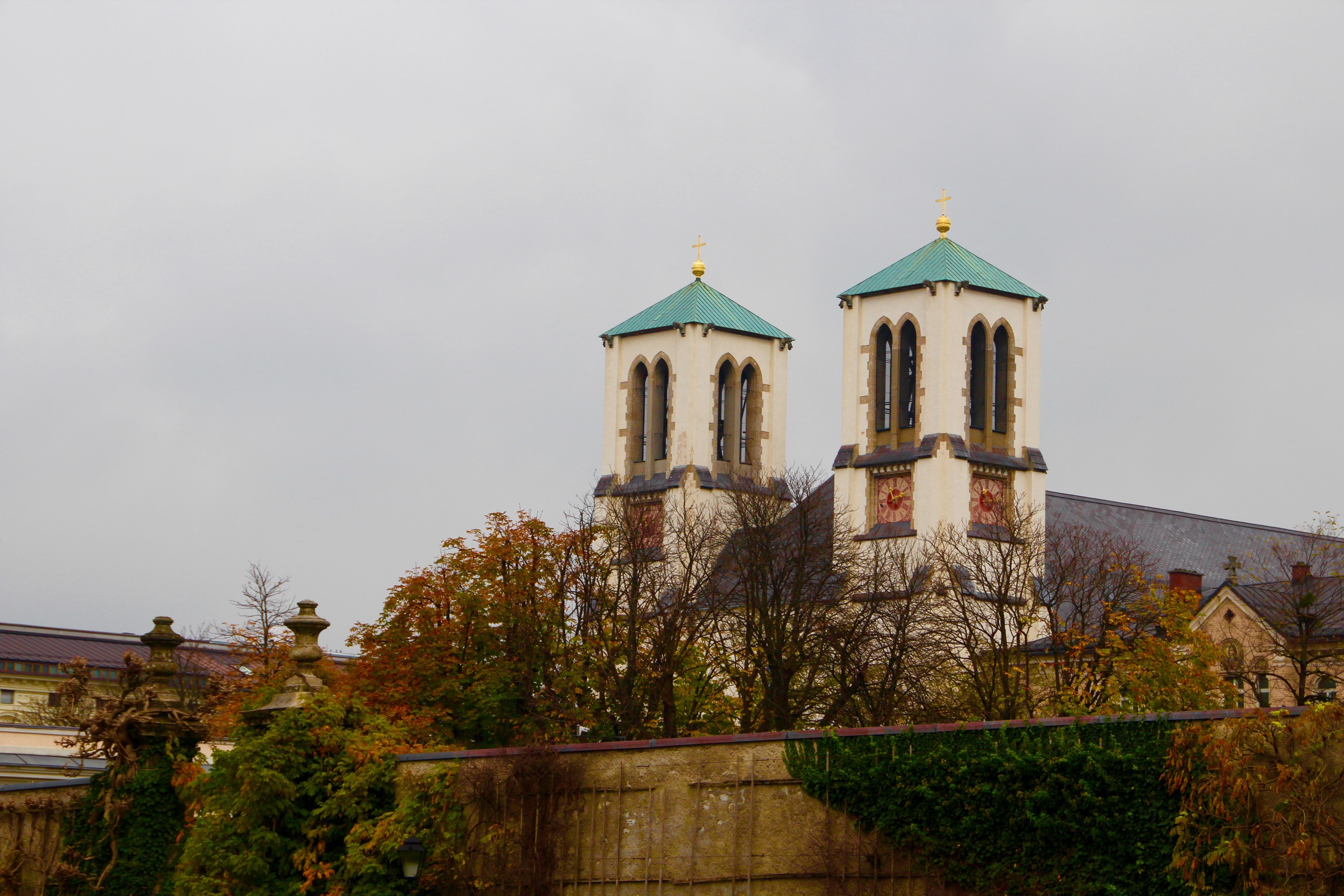 Abbey in Salzburg