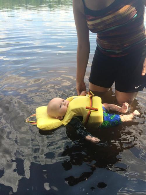 Balancing in Water