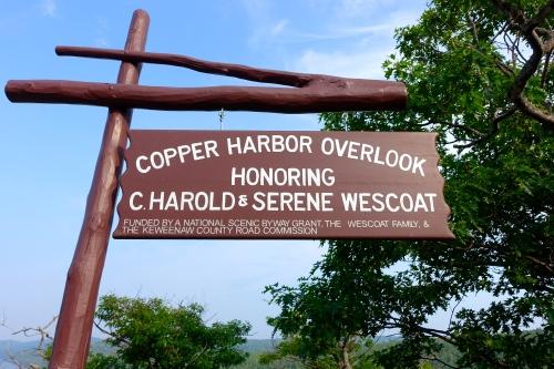 Copper Harbor Overlook