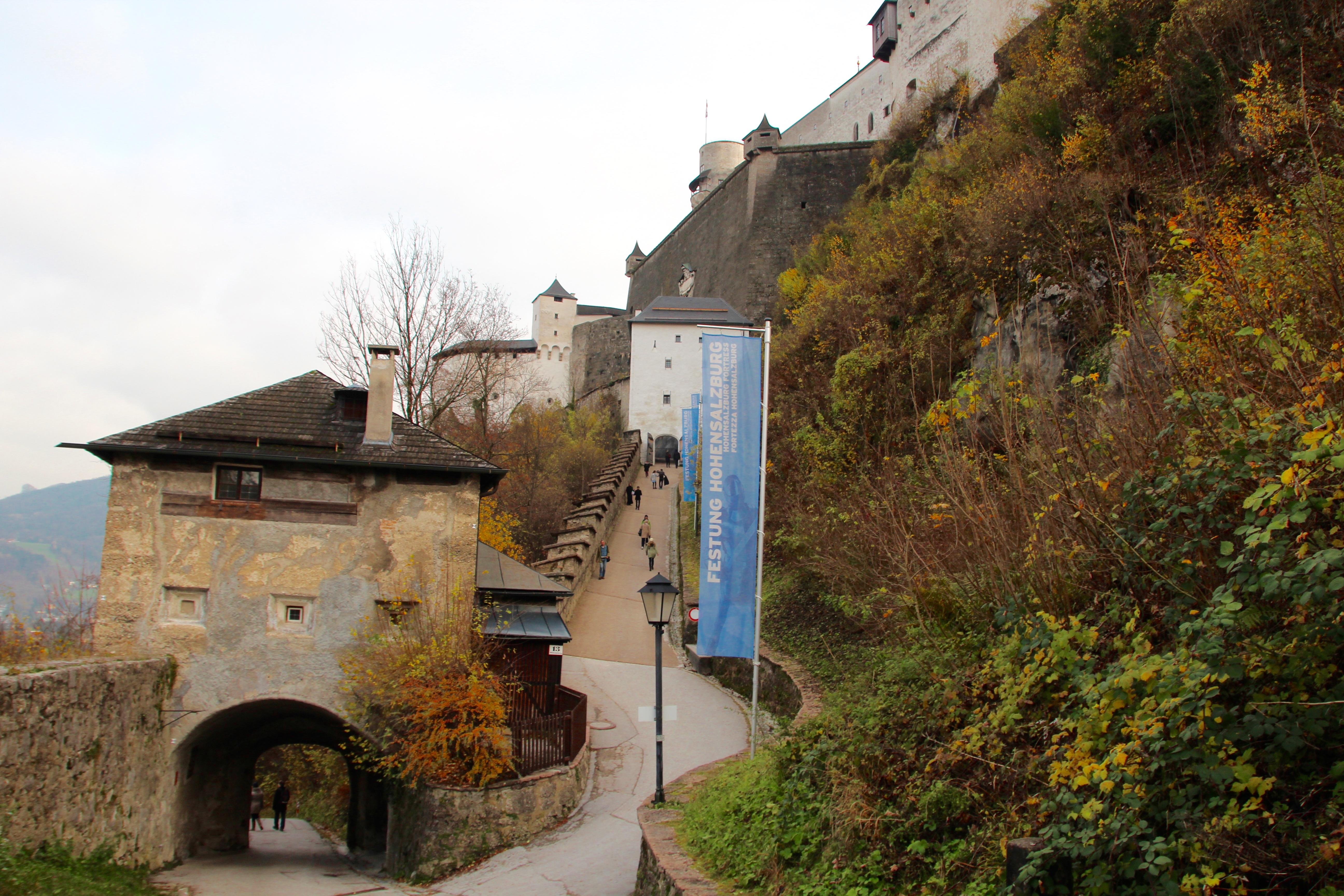 Fustung Hohensalzburg