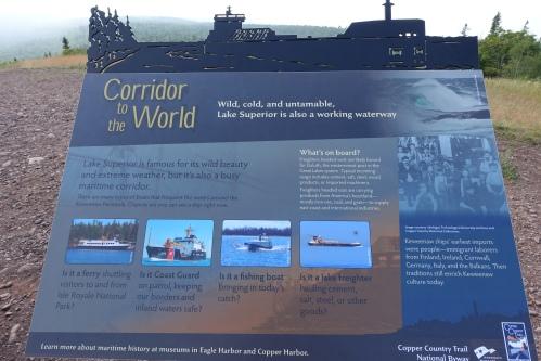 Lake Superior Corridor to the World
