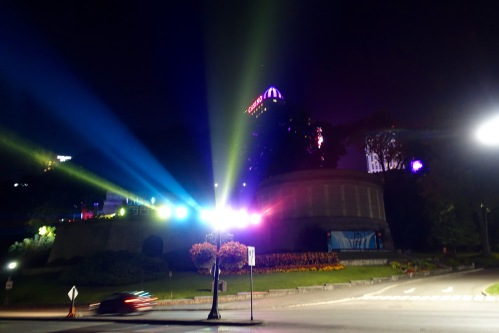 Lights for NIagara Falls