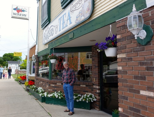 Mackinaw City Bakery and Tea Company