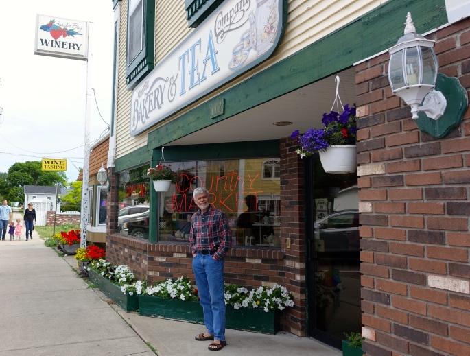 Mackinaw City Bakery and Tea Company