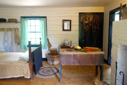 Officer's Home at Fort Wilkins