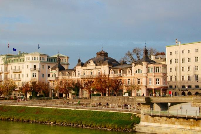 Sacher Hotel. Salzburg copy