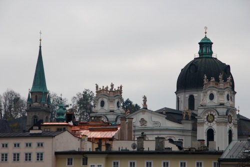 Salzburg Architecture