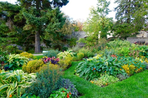 Shakespearean Gardens. Stratford, ON