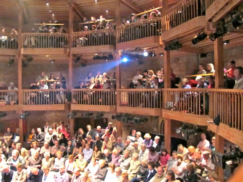 Swan Theatre in Stratford-upon-Avon
