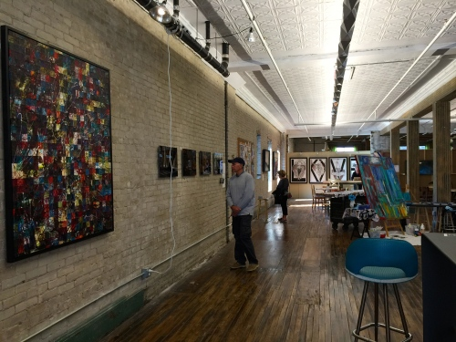 ArtPrize at Harris Building