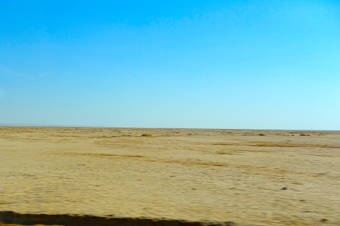 Desert Land of Tunisia