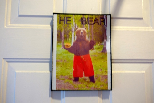 He Bear Restroom