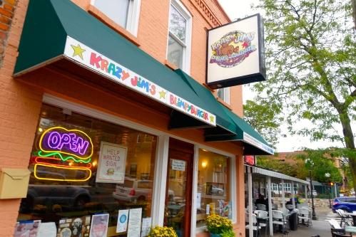 Krazy Jim's Blimpy Burgers Restaurant
