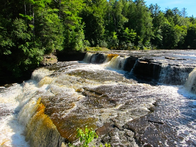 Lower Tahquamenon Falls 10