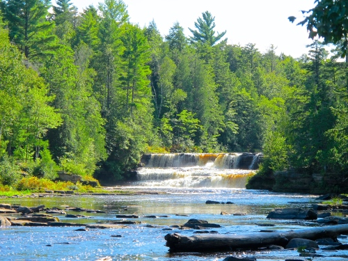 Lower Tahquamenon Falls 11