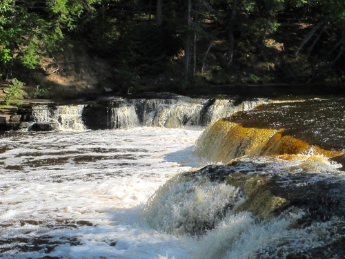 Lower Tahquamenon Falls 12
