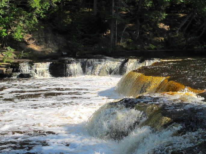 Lower Tahquamenon Falls 12