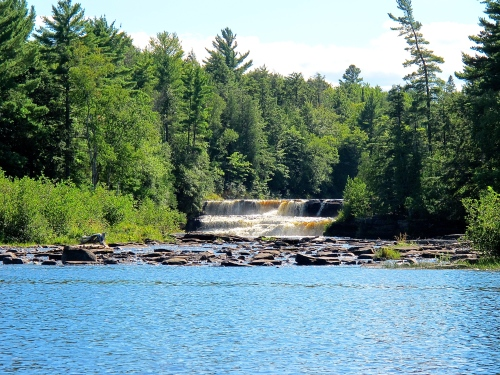 Lower Tahquamenon Falls 2