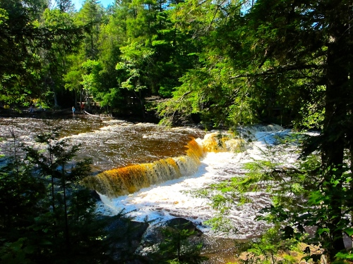 Lower Tahquamenon Falls 6