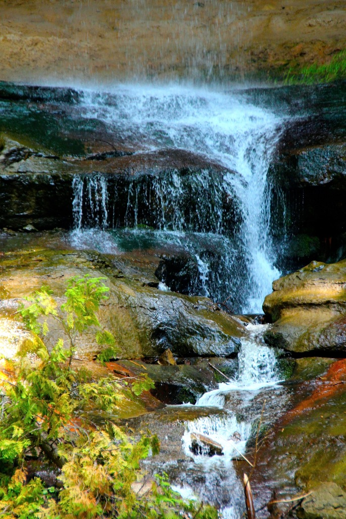 Munising Falls Close Up