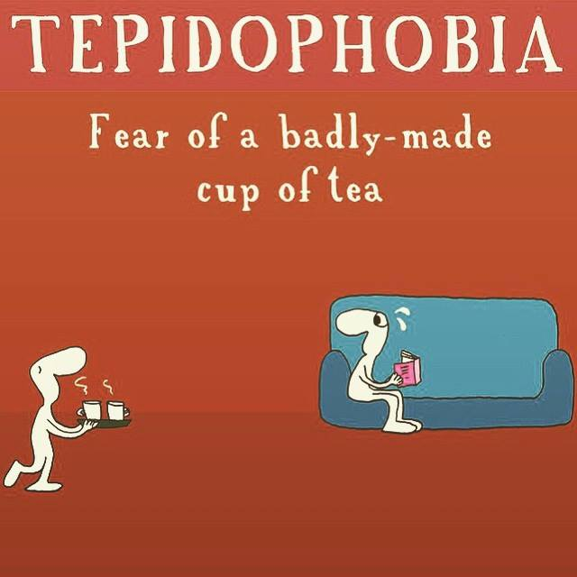 Tea joke