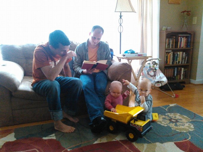 Trucks and Babies