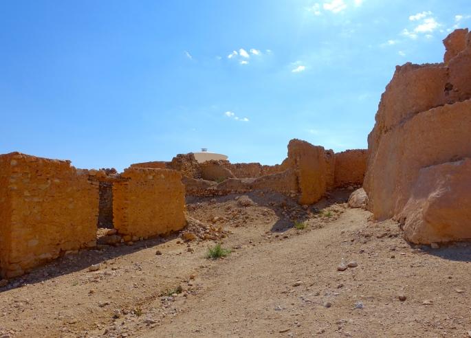 Tunisian Desert Area