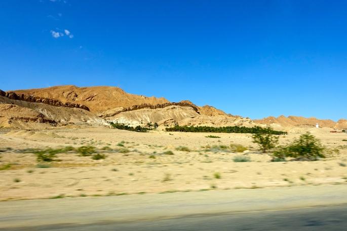 Tunisian Hills. 2